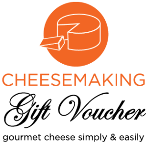 Cheesemaking Gift Vouchers